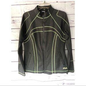 Fila Sport Performance Zip Running Jacket